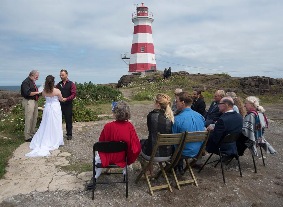 Brier Island Lodge Wedding Beach Bride photography 6